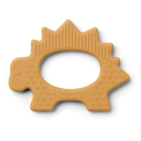 Liewood Gemma Teether - Dino Yellow Mellow