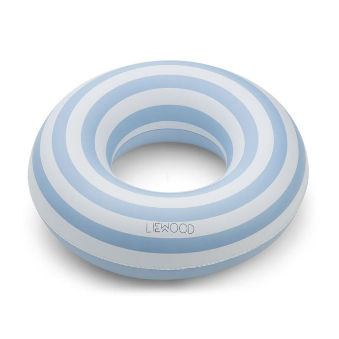 Liewood Baloo Swim Ring - Sea Blue/Creme De La Creme