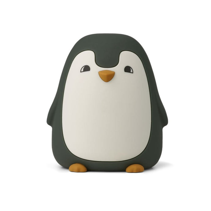 Liewood Ditlev Nightlight - Penguin Hunter Green