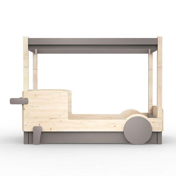 Mathy by Bols Discovery 1 Canopy Bed (26 Colours Available)
