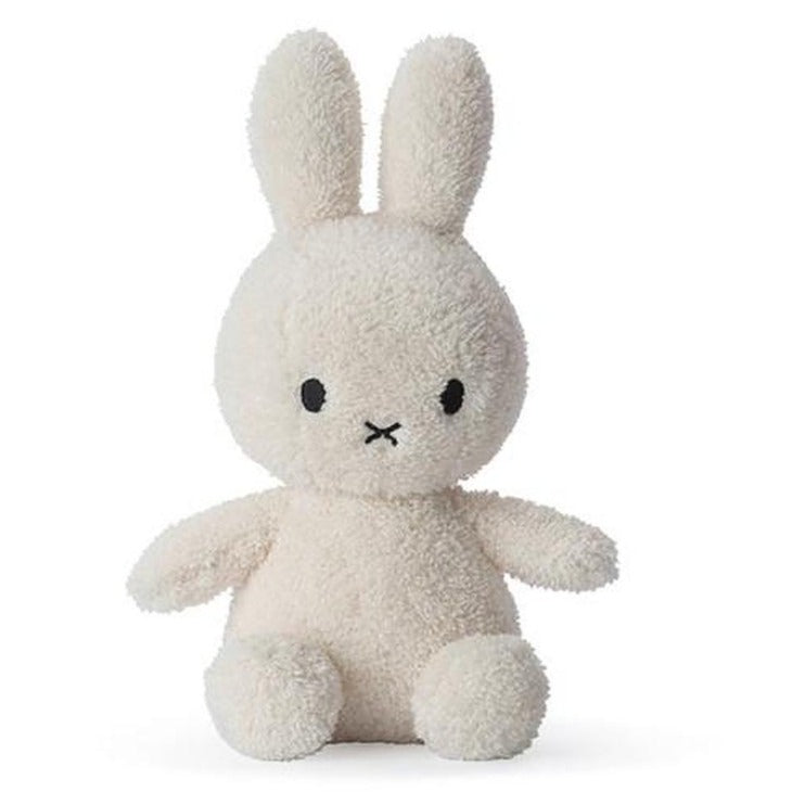 Miffy Terry Soft Toy - 23cm Cream