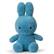 Miffy Terry Soft Toy - Large 33cm Blue