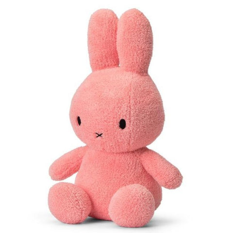 Miffy Terry Soft Toy - Large 33cm Pink