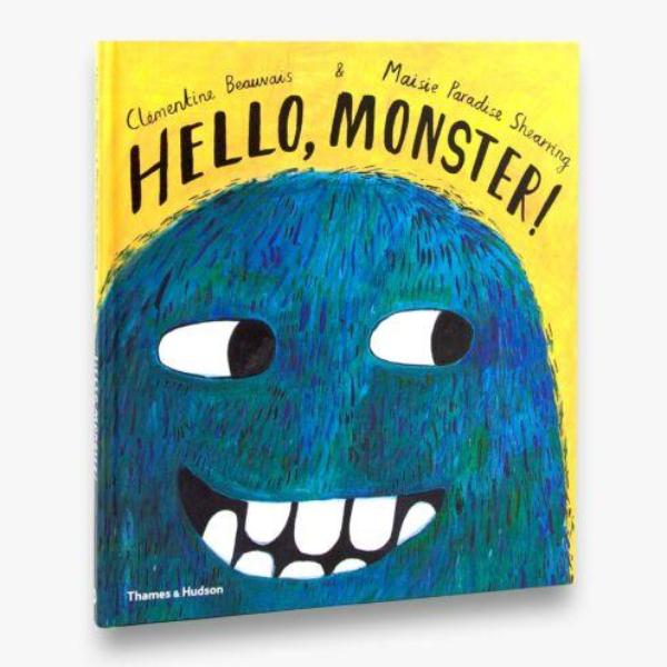 Hello, Monster! - Children's Hardback Book