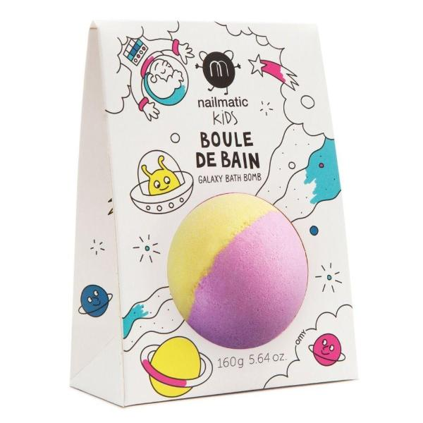 Nailmatic Kids Bath Bomb - Spoutnik | Soren's House