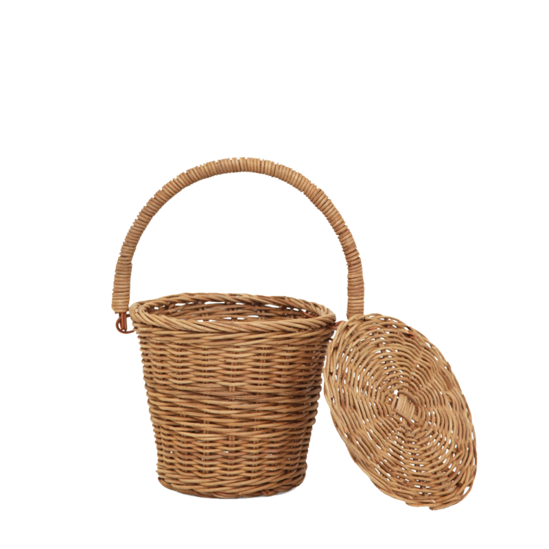Olli Ella Apple Basket - Small