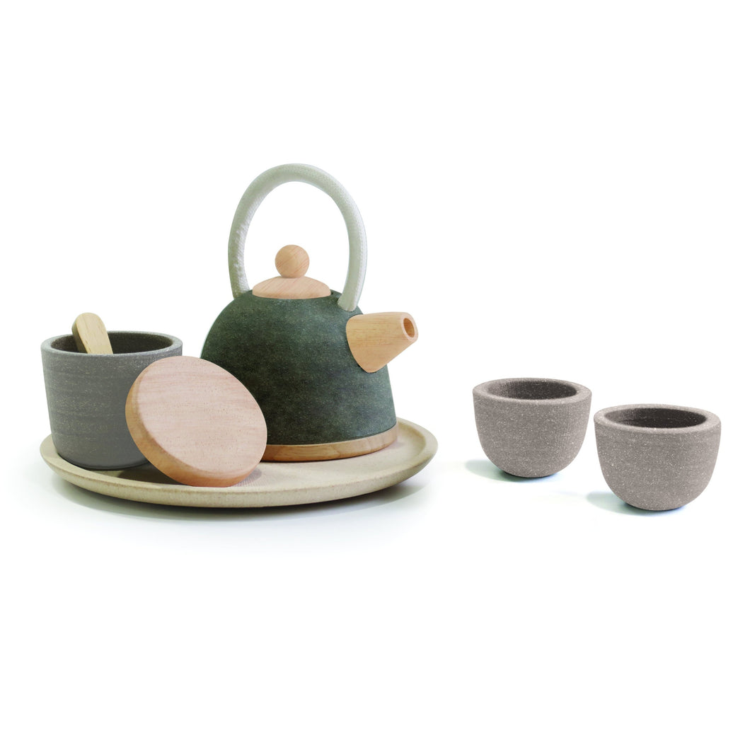 Plan Toys Oriental Tea Set