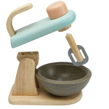 Plan Toys Wooden Cake Mixer Set