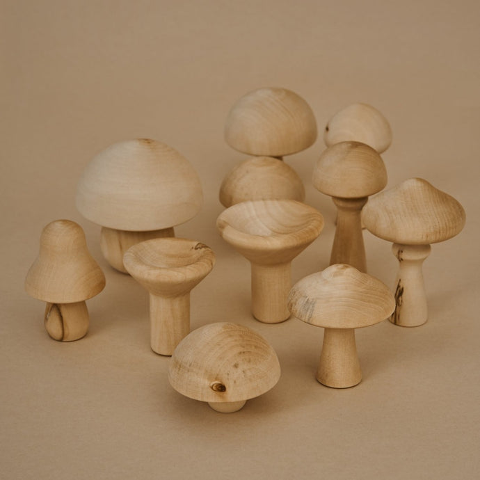 Raduga Grez Mushrooms - Natural