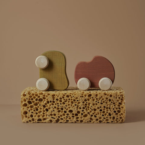 Raduga Grez Toy Car - Clay
