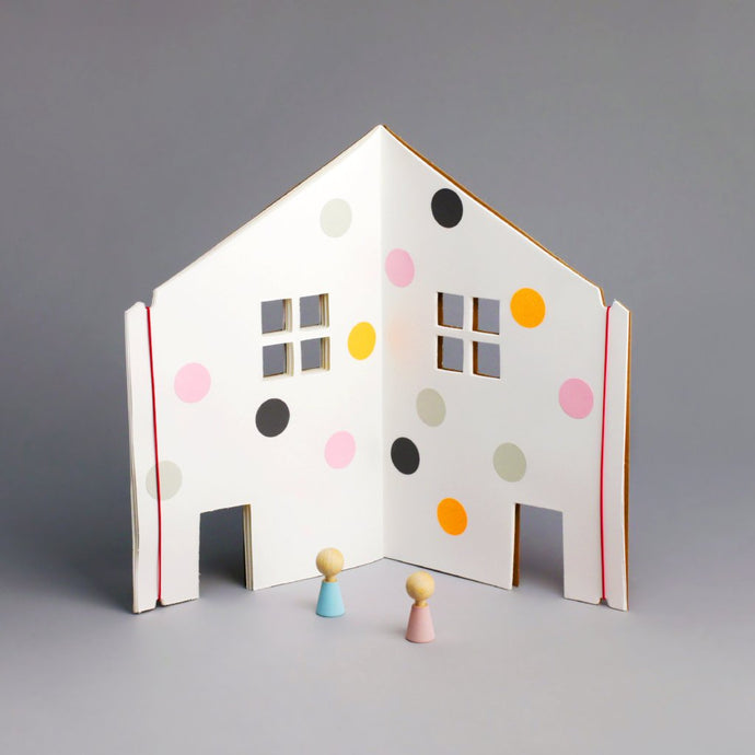 The Dolls House Book By Rock & Pebble