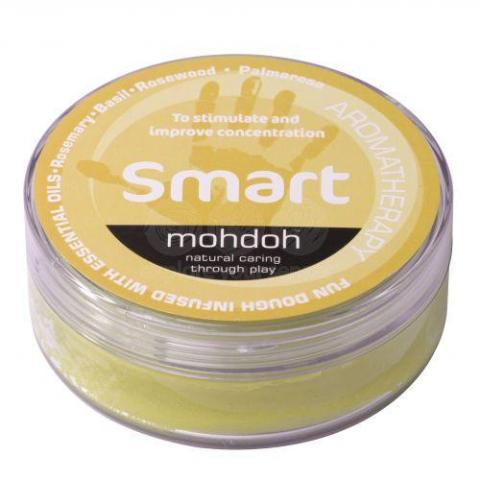 MohDoh Kids Aromatherapy Play Dough - Yellow 'Smart'