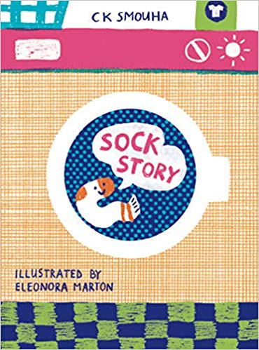 Sock Story - Children's Hardback Picturebook