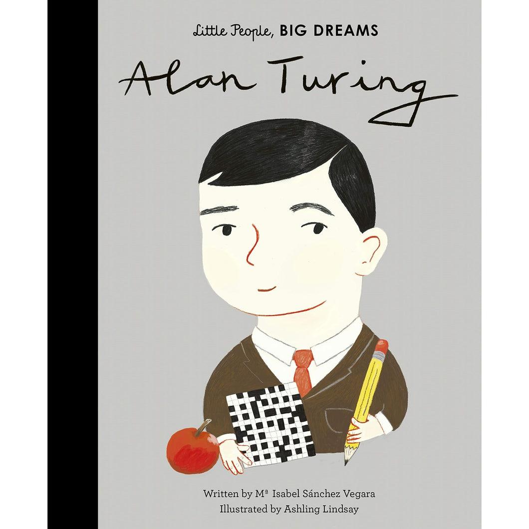Alan Turing (Little People, Big Dreams) - Children's Book