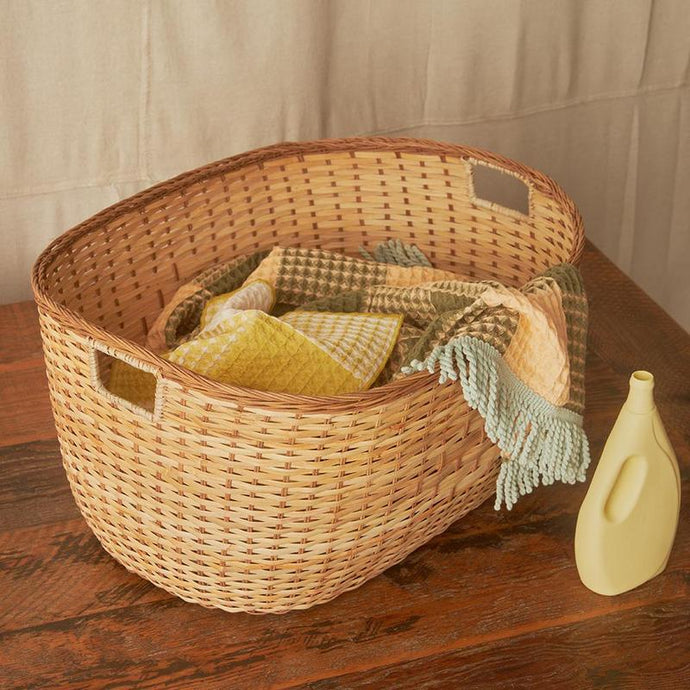 Olli Ella Tuscan Laundry Basket - 2 Sizes Available