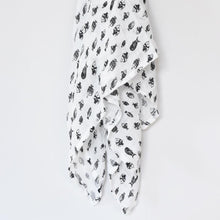 Wee Gallery Organic Muslin Swaddle - Fish
