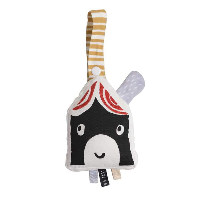 Wee Gallery Organic Stroller Toy - House