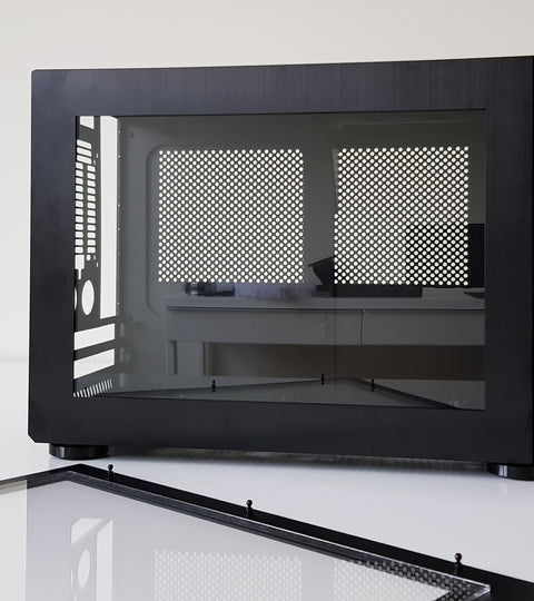 SFFLAB x NCASE Introduce Window Side Panel Kit For M1 Enclosure