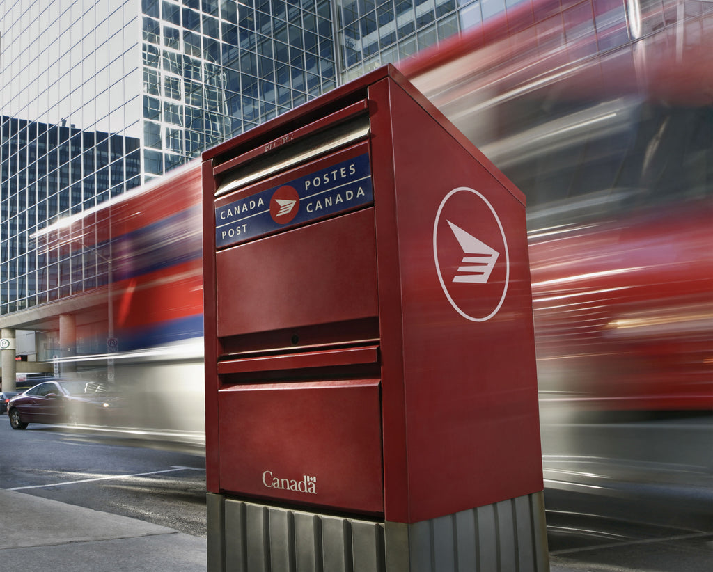 Shipping Update: Impact of Canada Post Strike on orders from SFFLAB