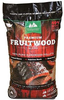 Fruitwood Pellets - smokin208 BBQ Co