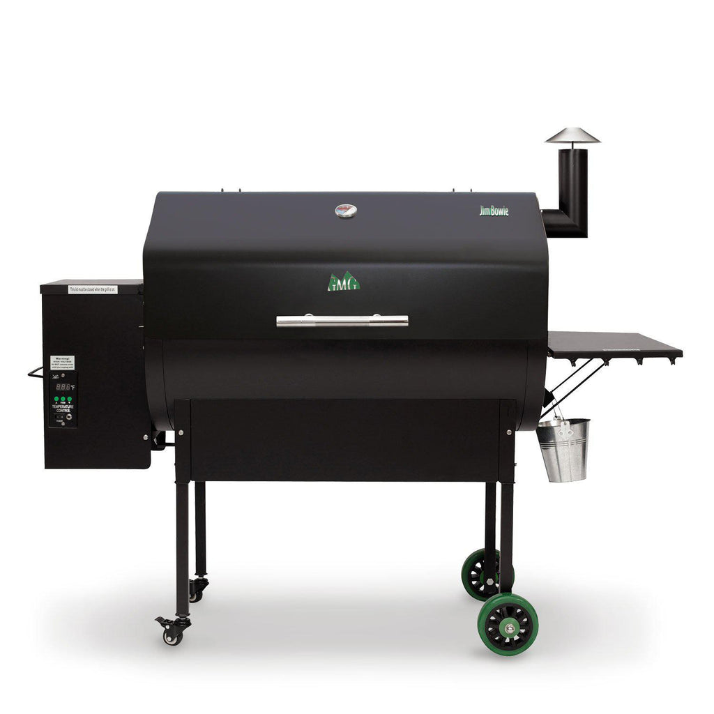 Jim Bowie (JB) Pellet Grill - smokin208 BBQ Co