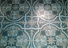 Heritage Blue Victorian Tiles