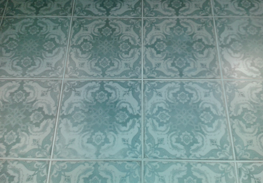 Richmond Green Victorian Tile