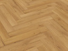 Oak Natural Robust Herringbone Laminate