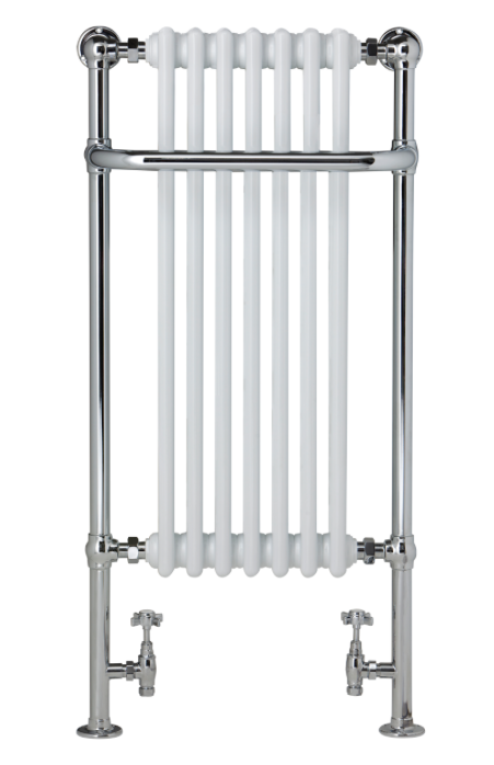 Avoca Traditional Towel Rail H:1130mm W:553mm