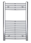 Straight Towel Warmer Chrome H:800mm W:400mm