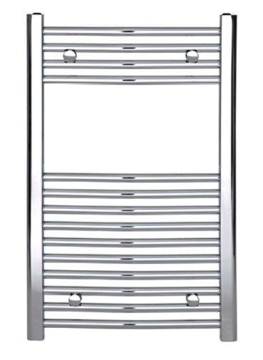 Straight Towel Warmer Chrome H:800mm W:300mm