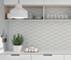 Urbe Blanco Rectified 3D Decor Ceramic