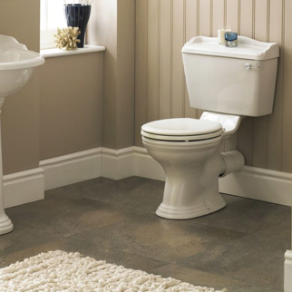 Adare Pan, Cistern & Soft Close Seat & Cover