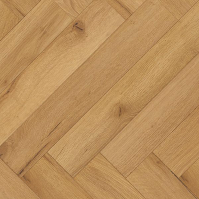 Oak Robust Natural Herringbone