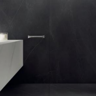 Storm Negro Natural Rectified Porcelain