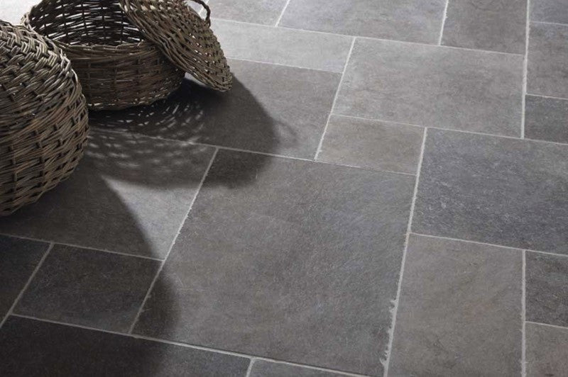 Grey Limestone French Pattern