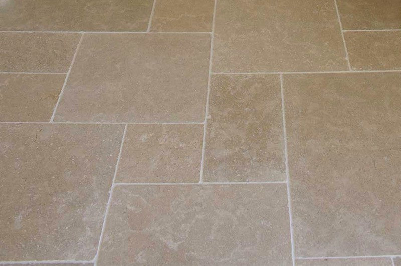 French Mixed Pattern Travertine