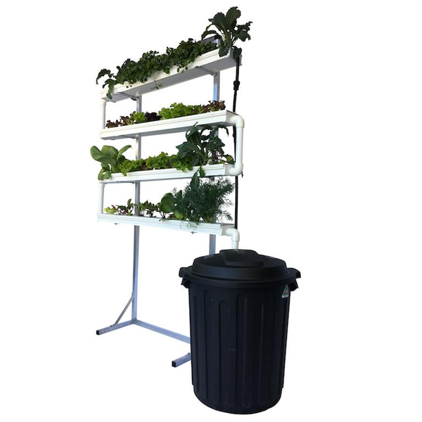 VerTable 36 - The Vertical Salad Table - SPECIAL incl $90 FREE Nutrient - ENDS SOON
