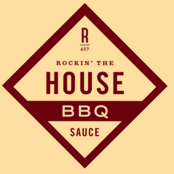 Roots Rockin' The House BBQ Sauce - 10oz