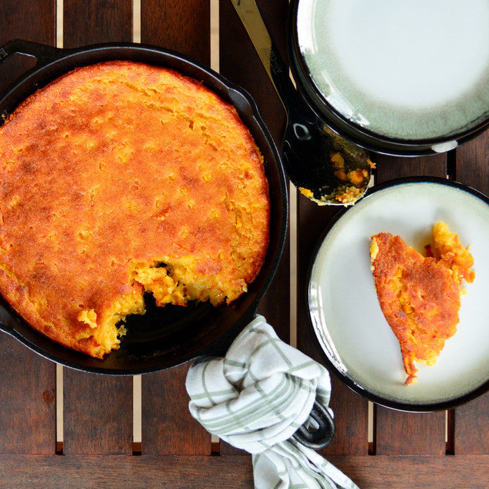Holiday Corn Pudding