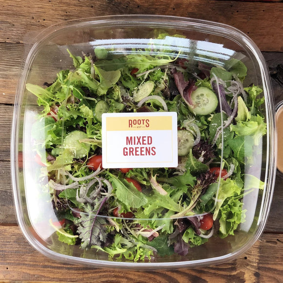 Catering Mixed Greens Salad
