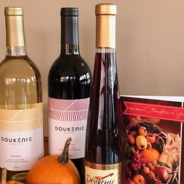 Doukenie Wine Package - #1 Hemera, Alethia, & Hope's Legacy