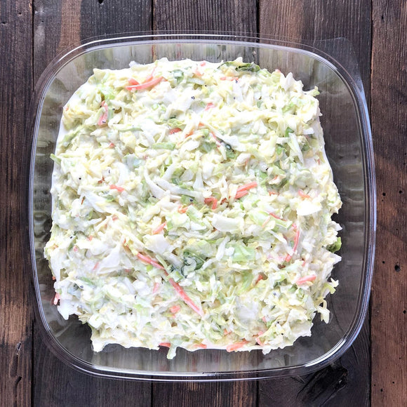 Catering Creamy Coleslaw
