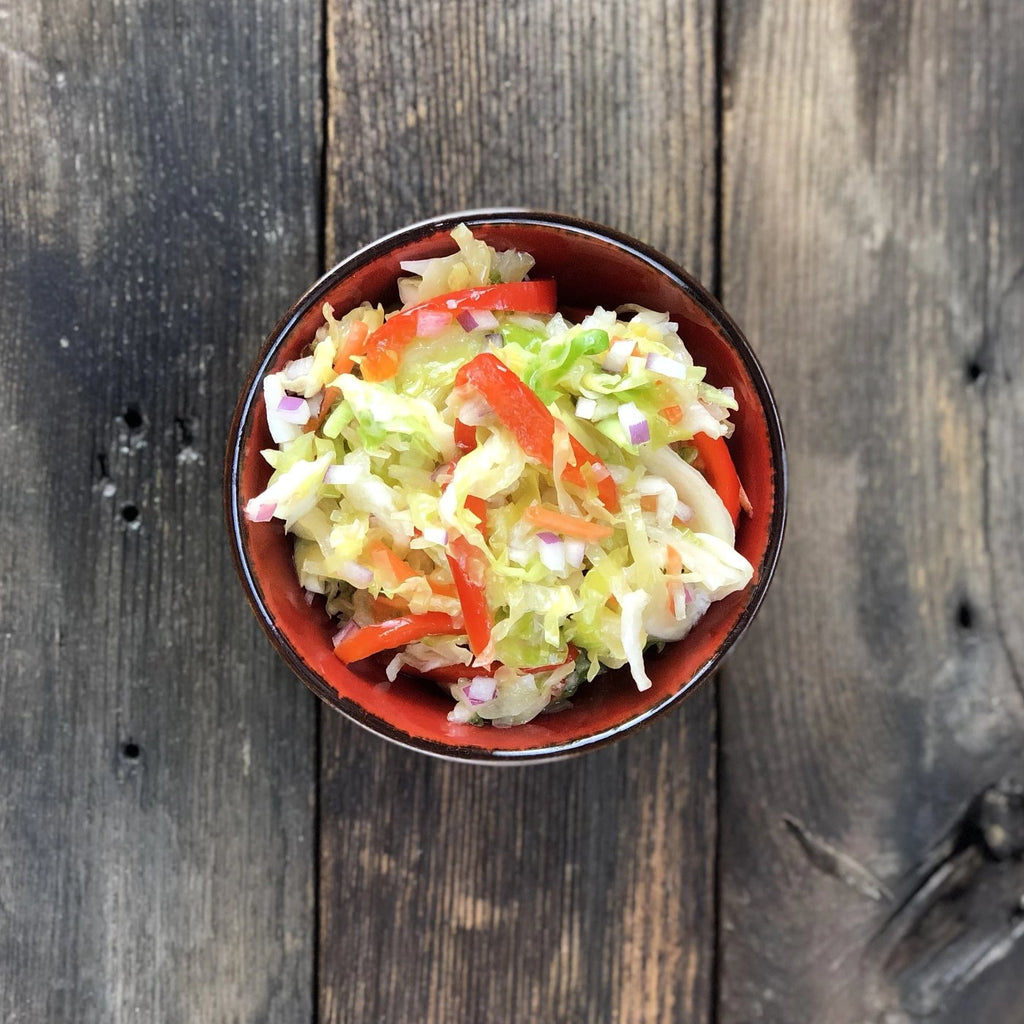 Coleslaw - Marinated