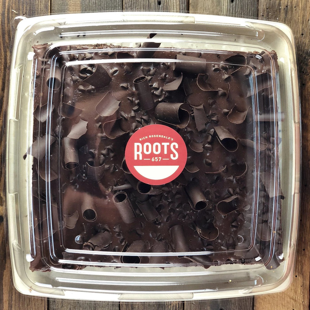 Catering Roots 657 Chocolate Cake