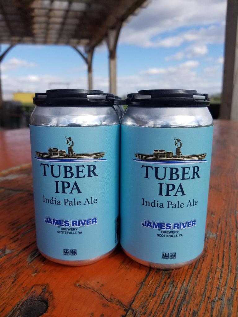James River Brewery - Tuber IPA 6pk