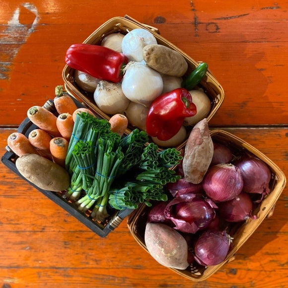 Produce at Roots