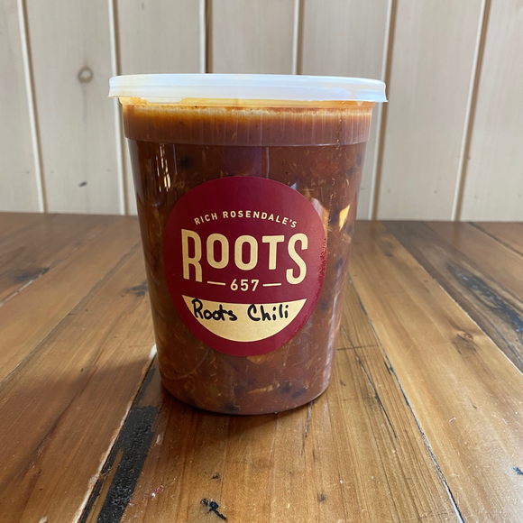 Smokehouse Chili - Quart (COLD)