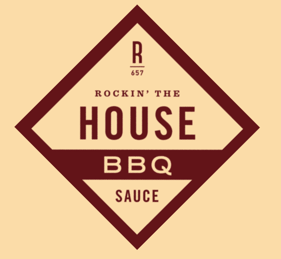 Pint of Roots Rockin' The House BBQ Sauce