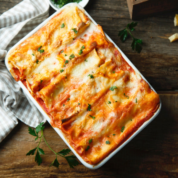 Lasagna - Three-Cheese & Vegetable